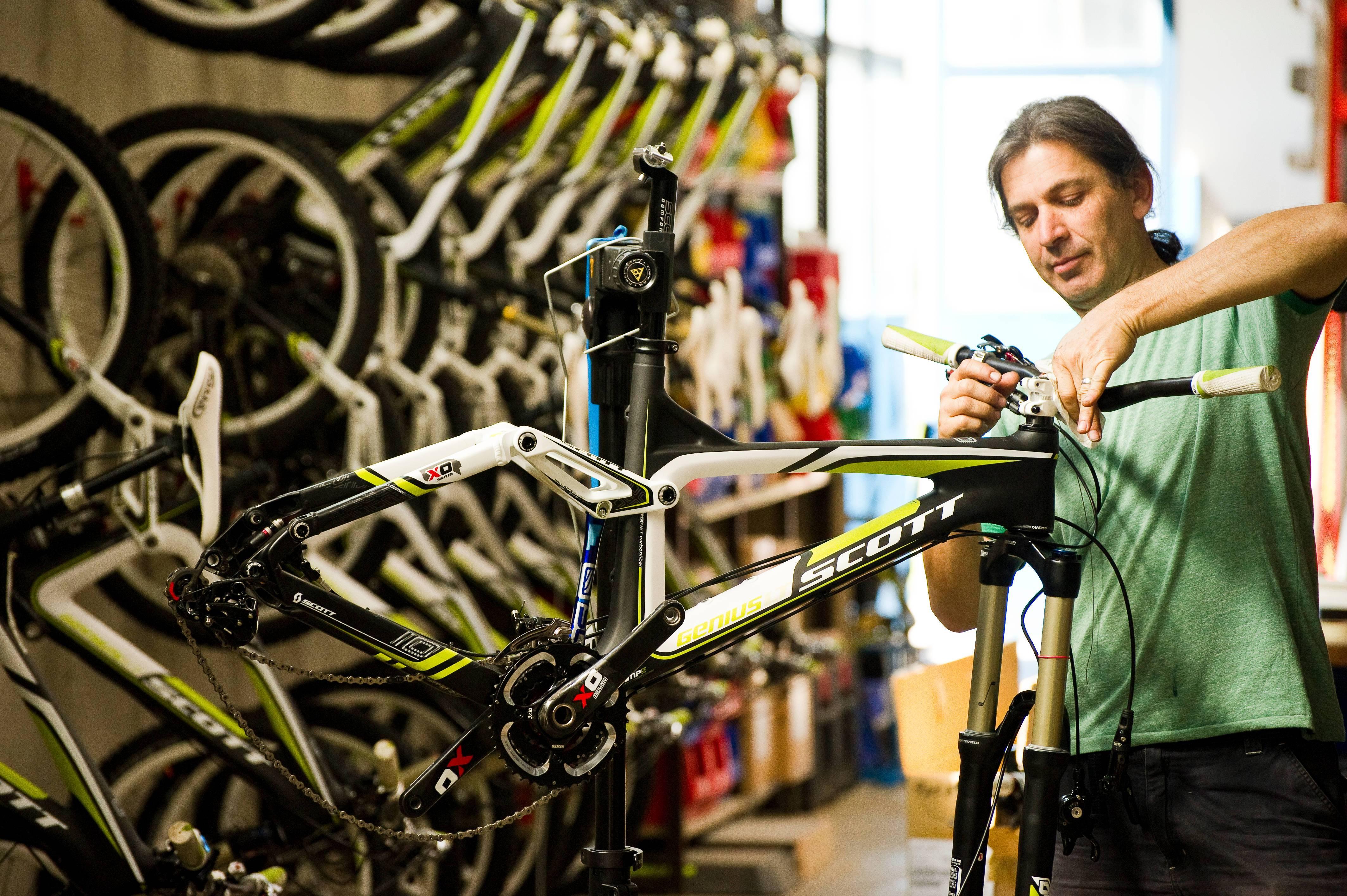 RightBike - Bike Servicing & Repair