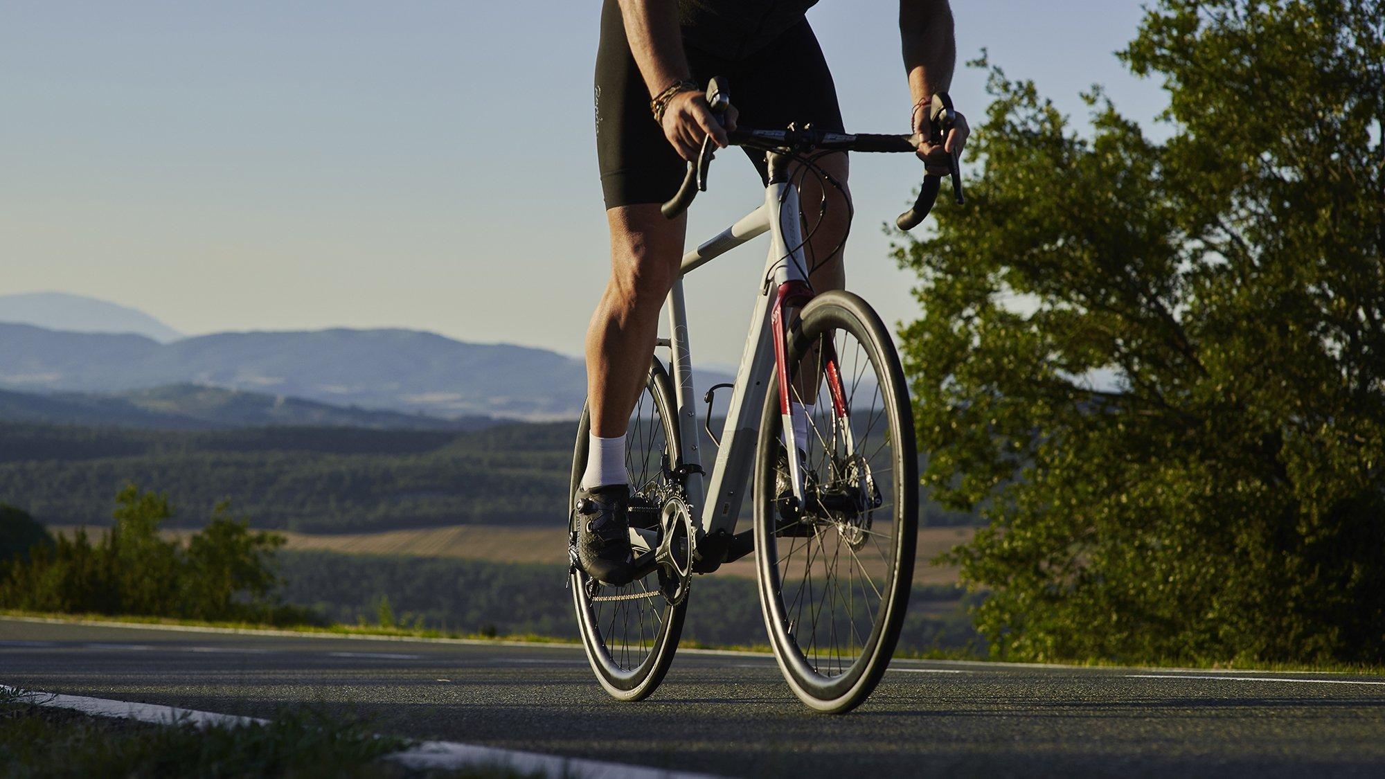 RightBike Orbea Gain ebike electric Road Bike Hampshire
